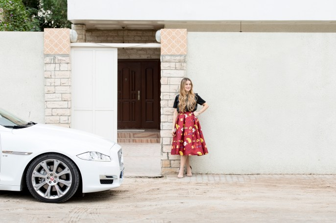 Jaguar Learns How Fashion Innovation is Pushing Boundaries in the Middle East - Picture Credit Anthony Cullen - Emerging Magazine Fashion News (2)