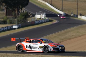 Audi R8 LMS ultra (Hallmarc/Network Clothing)
