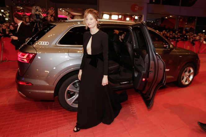 "Alba Rohrwacher, Film ""Hail, Caesar!"", Berlinale Palast in Berlin"