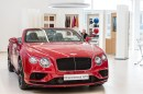 Bentley Leusdsen Grand Reopening Proffers Unparalleled Design - Emerging Magazine Bentley in Netherlands News (1)