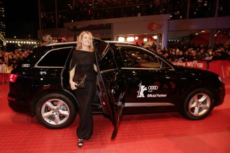 "Maria Furtwängler, Film ""Hail, Caesar!"", Berlinale Palast in Berlin"