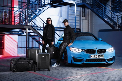 Emerging Magazine - BMW Luggage