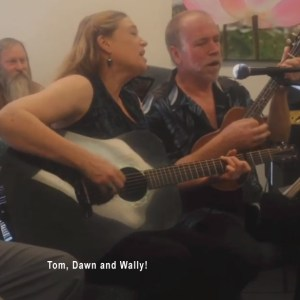 Music with Tom, Dawn and Wally