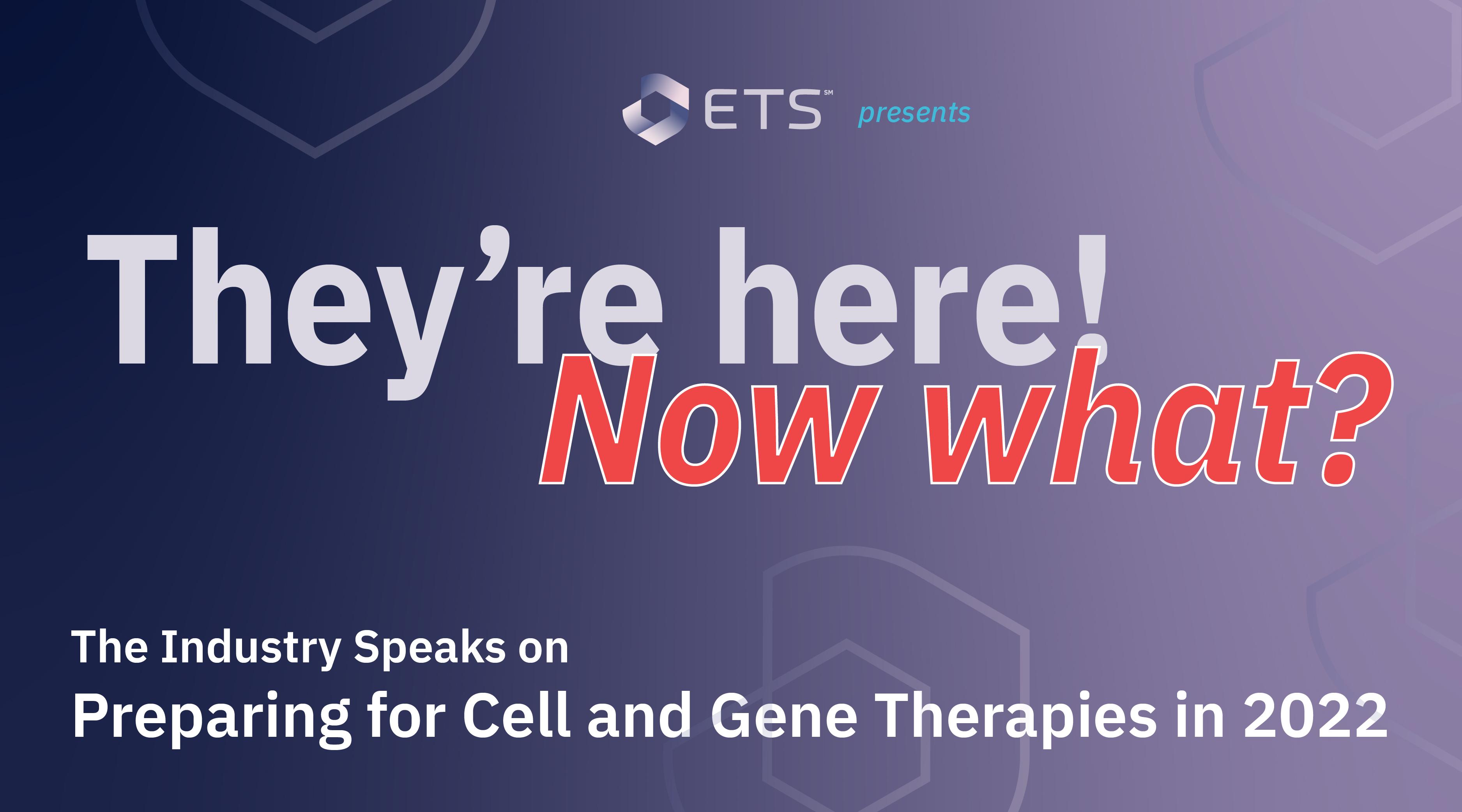 ETS Virtual Launch Event
