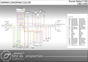 Retouching Wiring Diagram Full Color | Emerha Projector