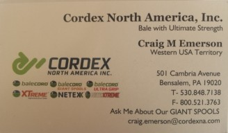 Cordex Antispam Contact Information