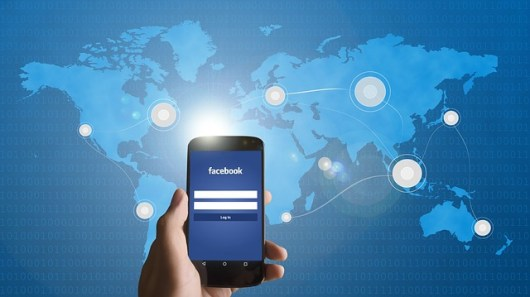 facebook celular photo