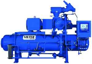 Single Screw Compressor Unit