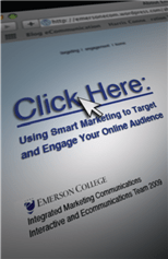 This new book from Emerson Colleges Ecommunications Team covers digital targeting and audience engagement insights