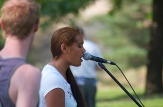 Island Soul bassist and singer