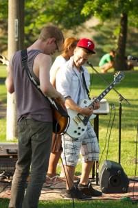 Island Soul singer, guitarist and bassist