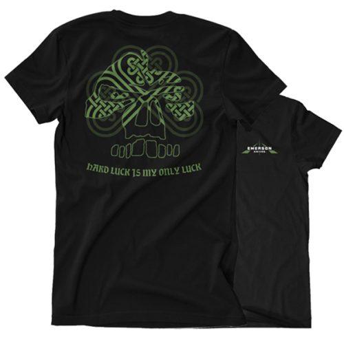 Celtic Skull T-Shirt, Emerson Irish T-Shirt