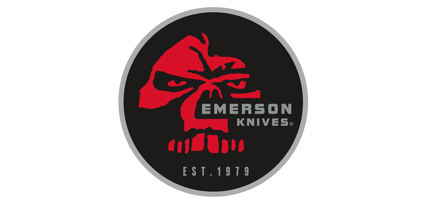 Emerson Knives  Patch /& 2pc Stickers   Your Choice of Stickers   Authentic