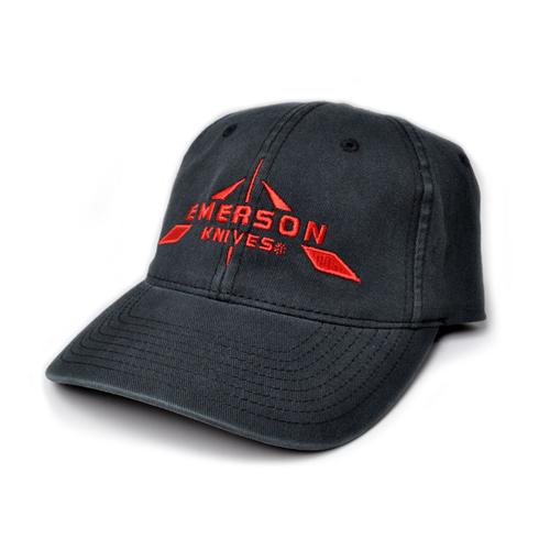 emerson logo hat