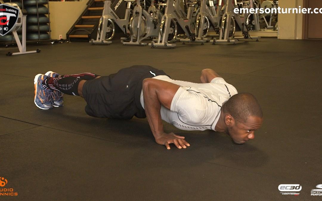 Turnier CrossTraining Exercise Series: Full Body Workout 2