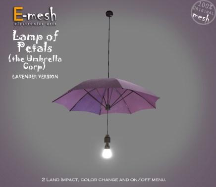 unbrella corp LAVENDER