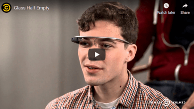 Photo of Google Glass – Glass Half Empty?