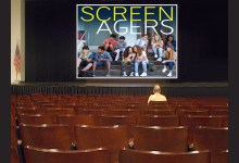 Photo of Screenagers: An Evening at the Movies with Our Teen Tech Users.
