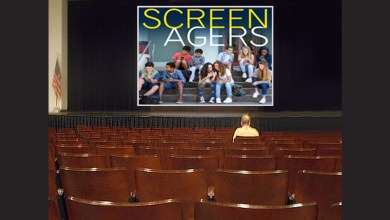 Photo of Screenagers: An Evening at the Movies with Our Teens.