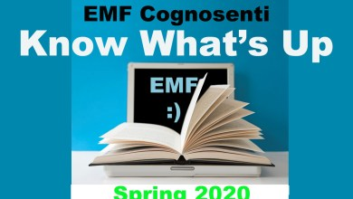 Photo of What's Up? Worldwide Current Events for the  EMF-Cognoscenti (Spring 2020)