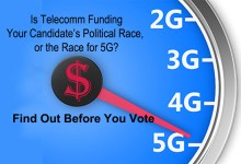 "Photo of Liz Barris is Running for Congress on a ""NO 5G!"" Platform."