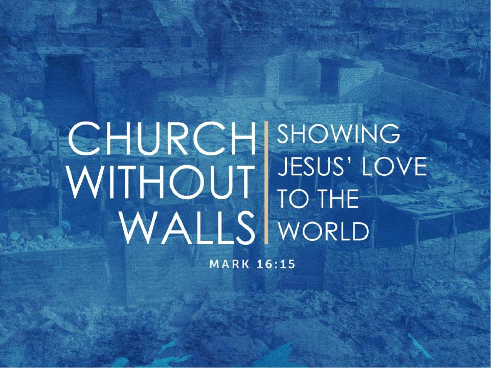 Church w/o Walls
