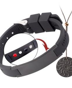 quanthor_Emf_bracelet_radiation_protection_negative_ion_scalar_energy