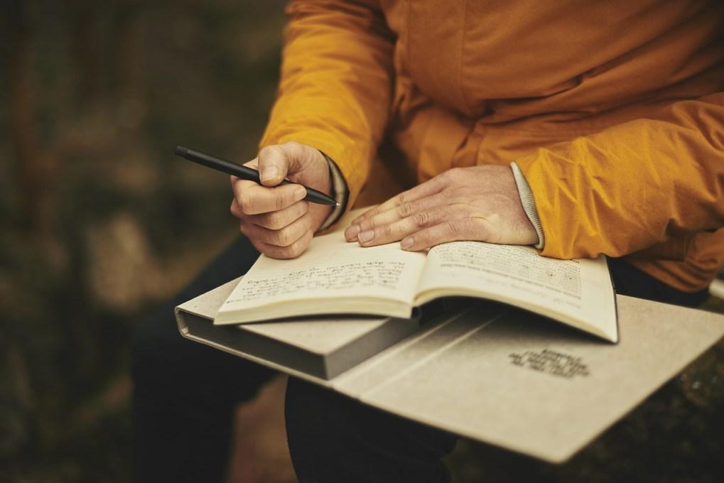 stress management journaling