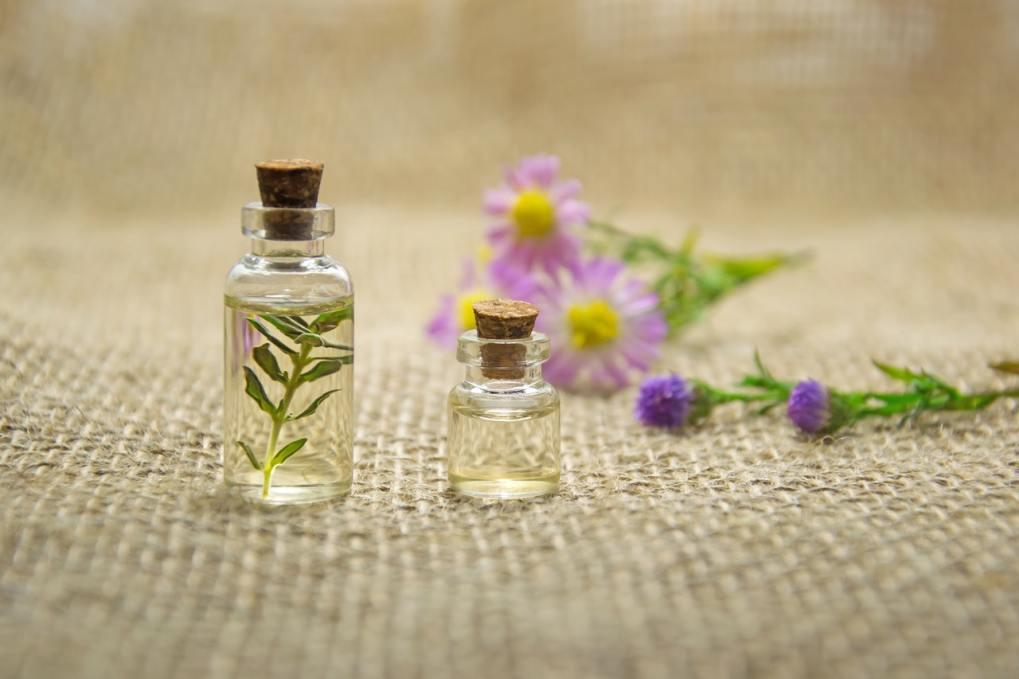 anti-stress essential oils benefits