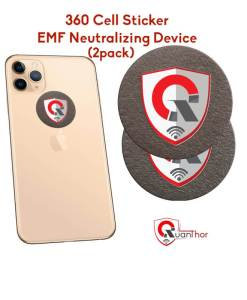 EMF shield radiation protection QUANTHOR