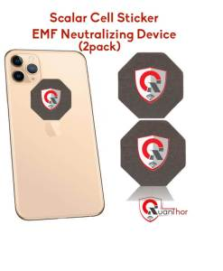 EMF shield radiation protection QUANTHOR