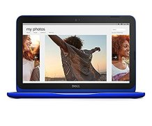 Dell Inspiron 11 3162 11.6-inch Laptop (Celeron N3060 /2GB/32GB eMMC Storage /Windows 10 Home), Blue on emi