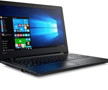 Lenovo 110 -15ACL 15.6-inch Laptop (AMD A8-7410/4GB/1TB/Windows 10 Home/Integrated Graphics), Black on emi
