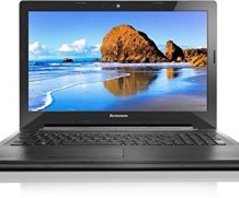 Lenovo G50-80 80E503GBIH 15.6-inch Laptop (Core i3-5005U/4GB/1TB/DOS/Integrated Graphics), Black on emi