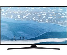 Samsung 102 cm (40 inches) 40KU6000 Full HD LED TV (Black) on emi