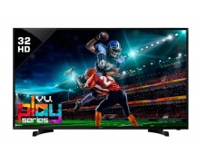 Vu 80 cm (32 inches) 32K160 HD Ready LED TV (Black) on emi
