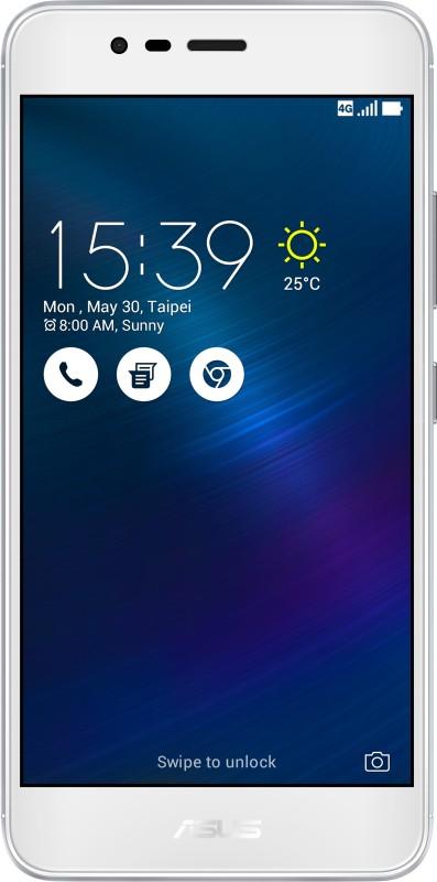 Asus Zenfone 3 Max (Silver, 32 GB)