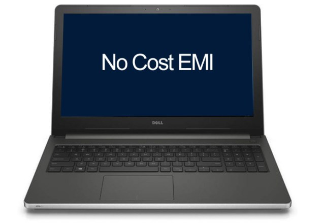Dell Laptops No Cost EMI