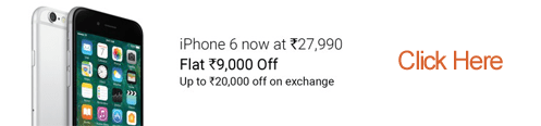 iPhone 6 Offer
