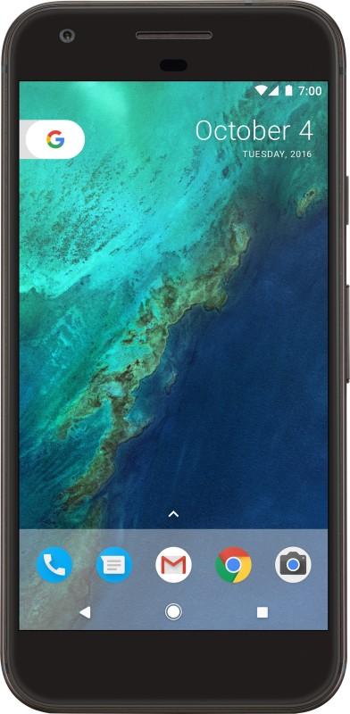 Google Pixel (Quite Black, 32 GB)