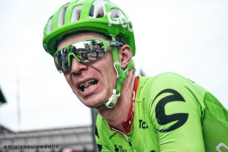 Giro d'Italia 2017 suffering
