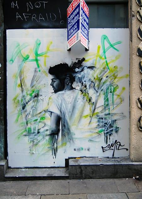 Dublin street art emic