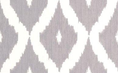 Graham & Brown Kelly Hoppen Ikat Geometric Pattern Wallpaper Roll, 32-351 by Graham & Brown