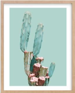 Minted Cactus Garden