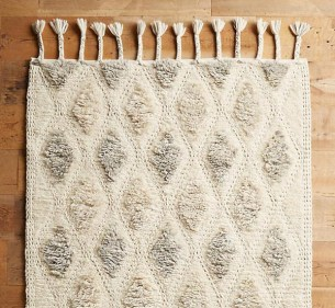 Diamond Path Rug by Anthropologie