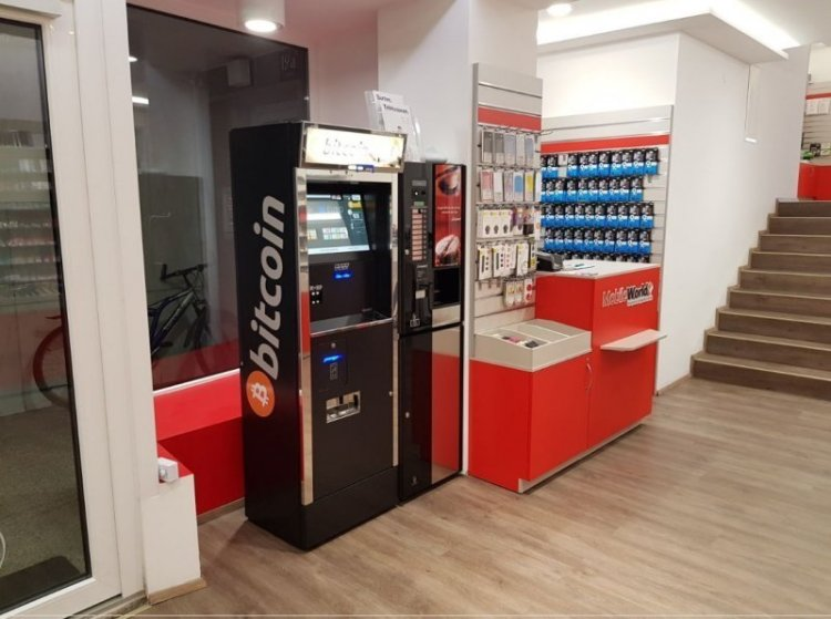 Bitcoin ATM Linz - buy & sell