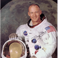 Thoughts are with Buzz Aldrin, who went to the moon and back. Unfortunately he has ended up at the mercy of an underfunded NZ health system