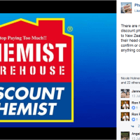"Its When, Not If, Chemist Warehouse Will Set Up in New Zealand. And Amazon: ""Your Margin is Our Opportunity""."