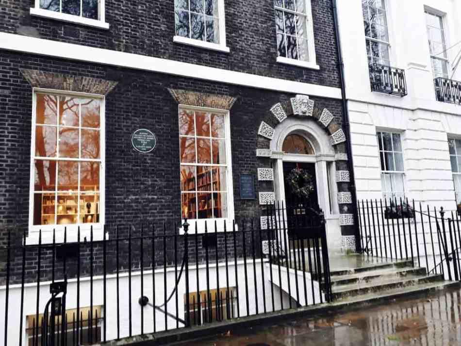 Reisverslag Londen deel 2 - Bezienswaardigheden + tips - Bloomsbury literaire buurt
