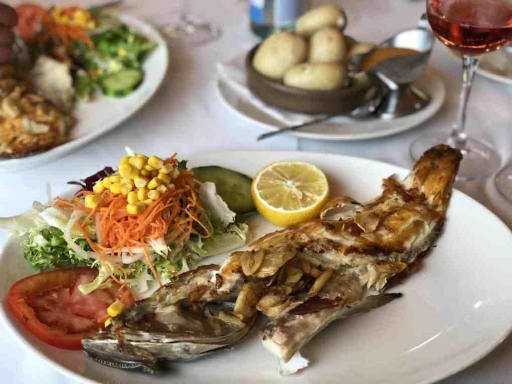 Emigreren Gran Canaria - Op vakantie naar Gran Canaria - Reisverslag deel 1 - Verse vis bij Ciao Ciao Amadores